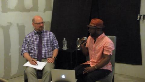Marc Bamuthi Joseph: On Re-PLACE-ing Philadelphia